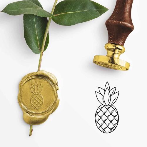 - Ananas Mührü