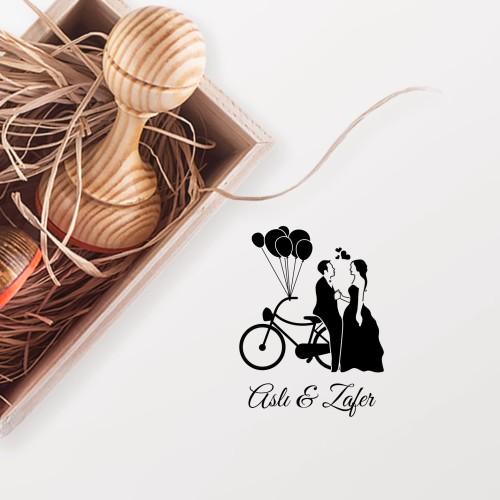 - Aşk Bisikleti Mührü (KM-0333)