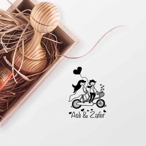 - Çift Bisikleti Mührü (KM-0332)