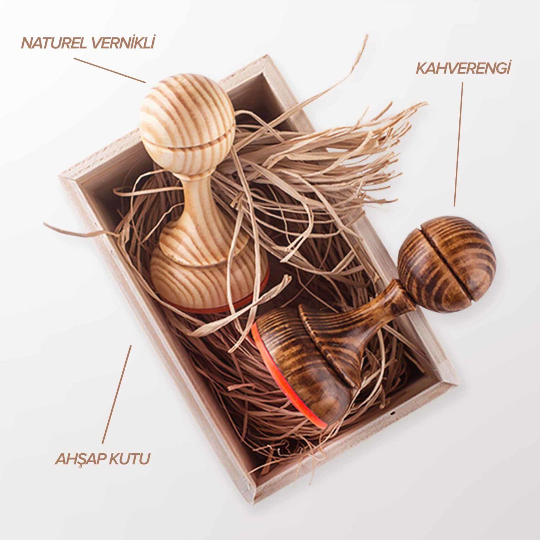 Doğa ve Kalem Mühür (KM-0792)