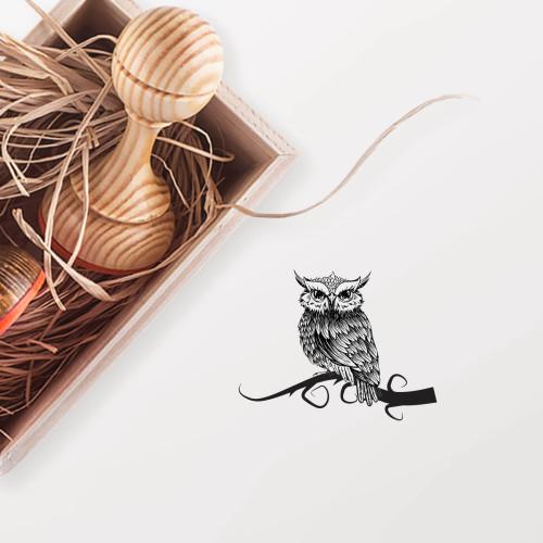 - Baykuş Mührü (KM-0915)