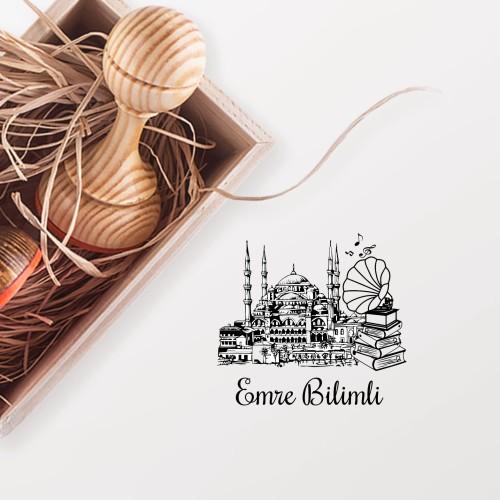- Eski Zamanlarda Süleymaniye Mührü (KM-0292)