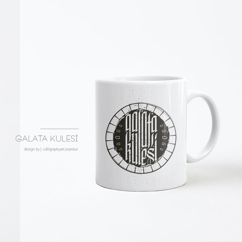Galata Kulesi kupa Bardağı