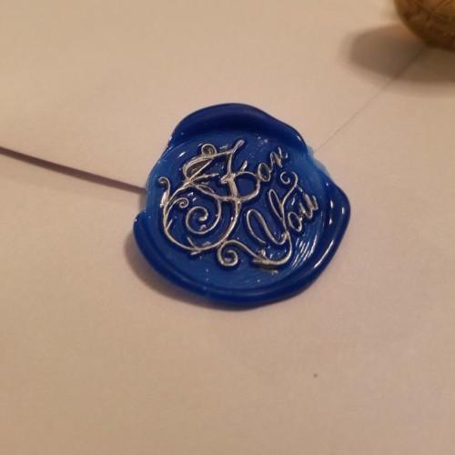 Gümüş Varak Kaligrafi Kalemi (VK-002) - Thumbnail