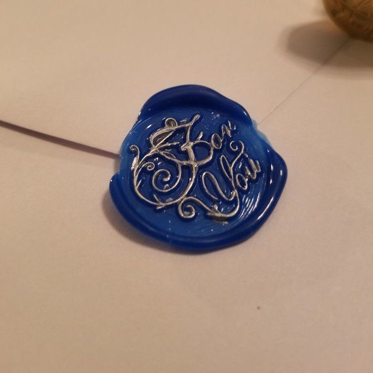 Gümüş Varak Kaligrafi Kalemi