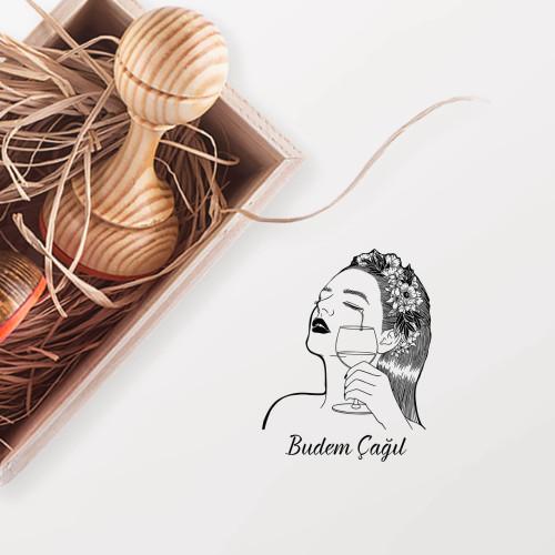 Güzel Kadın Mührü - Thumbnail