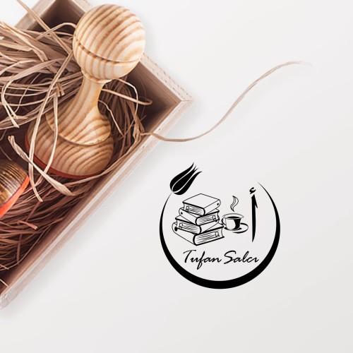 - Hilal İçine Elif ve Kitaplar Mührü (KM-0306)