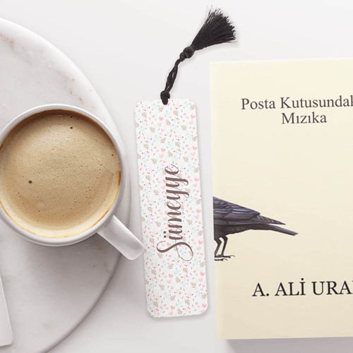 İsimli Kişiye Özel Kitap Ayracı - Thumbnail