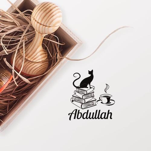 - Kediseverin Kitaplığı Mührü