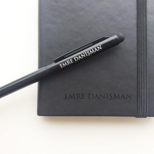 - Kişiye Özel Kalem ve Defter