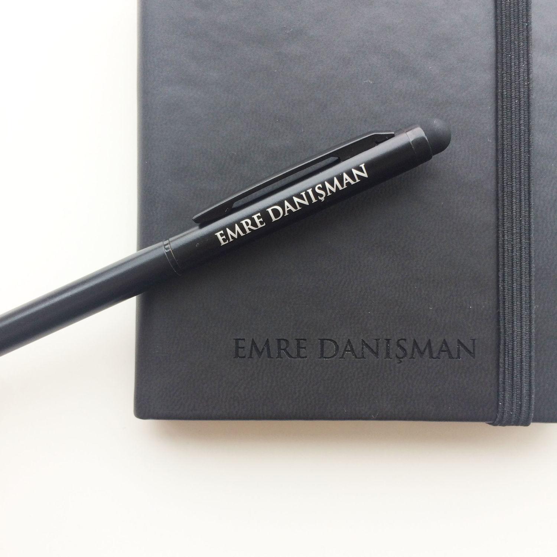 Kişiye Özel Kalem ve Defter
