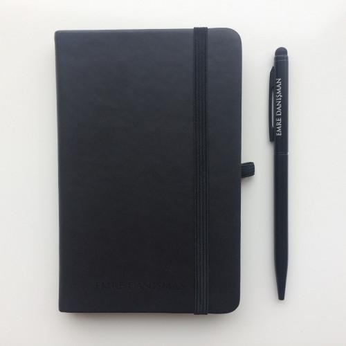 Kişiye Özel Kalem ve Defter - Thumbnail