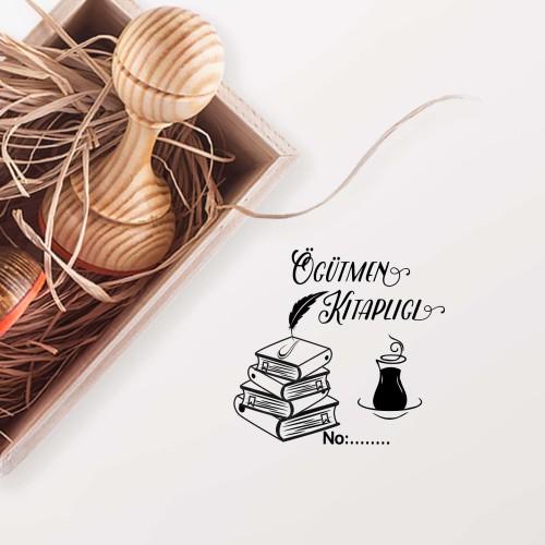 - Kitaplar, Kuş Tüyü, Çay Mührü (KM-0021)