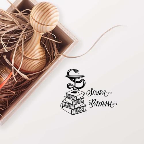 - Kitaplar ve Yılan Mührü (KM-0126)