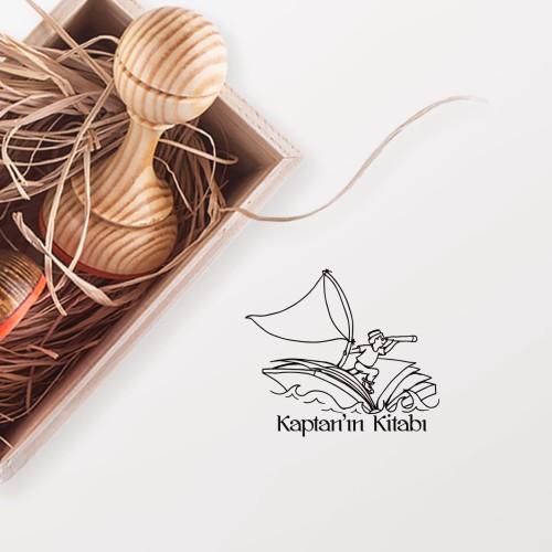 - Kitapların Kaptanı Mührü (KM-0364)