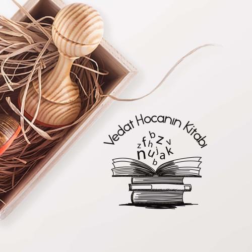 - Kitaptan Uçan Harfler Mührü