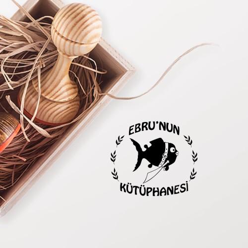 - Küçük Kara Balık Mührü(KM-0709)