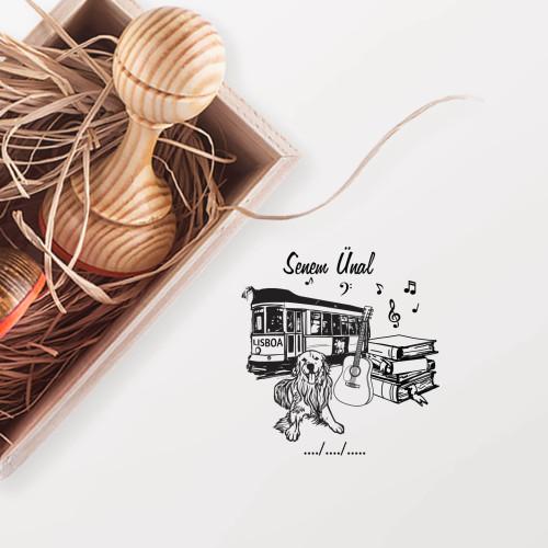 - Sadık köpek ve müzik (KM-0948)