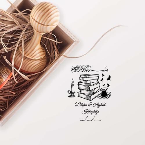 - Mum Işığında Kitap Okumak-3 Mührü (KM-0565)