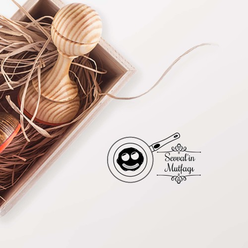 - Mutfaktaki Mutluluk Mührü (KM-0122)