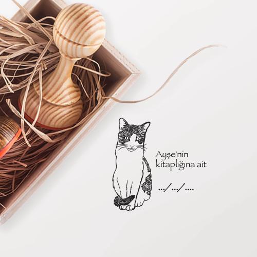 - Kedi Mührü (KM-0936)