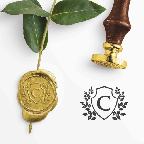 Premium Harf Mühür 11 - Thumbnail