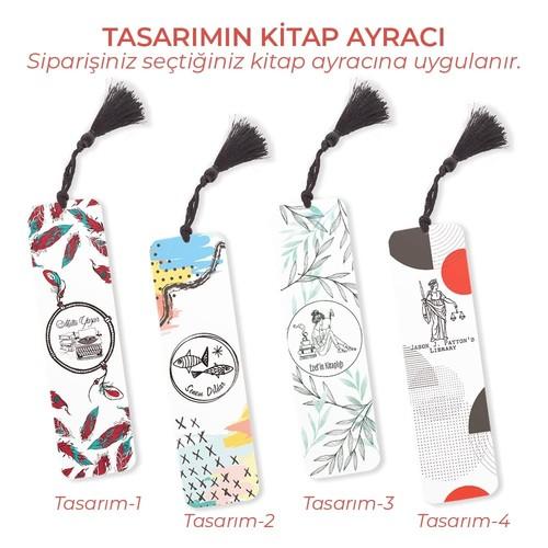 Resim Öğretmeni Kitap Mührü - Thumbnail