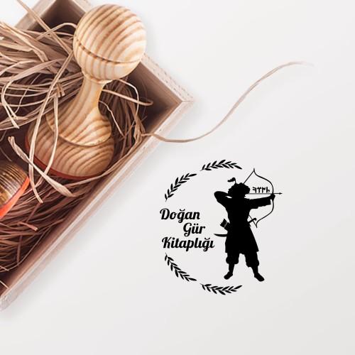 - Savaşçı Türk Mührü (KM-0775)