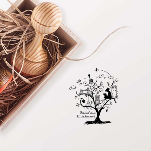 - Şehir Ağacı Mührü (KM-0607)