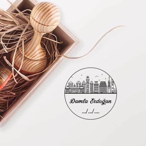 - Şehrin binaları (KM-0838)
