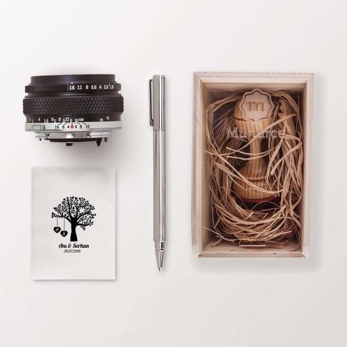 Sevgi Ağacı Mührü (KM-0235) - Thumbnail