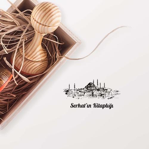 - Süleymaniye Camii Mührü (KM-0216)
