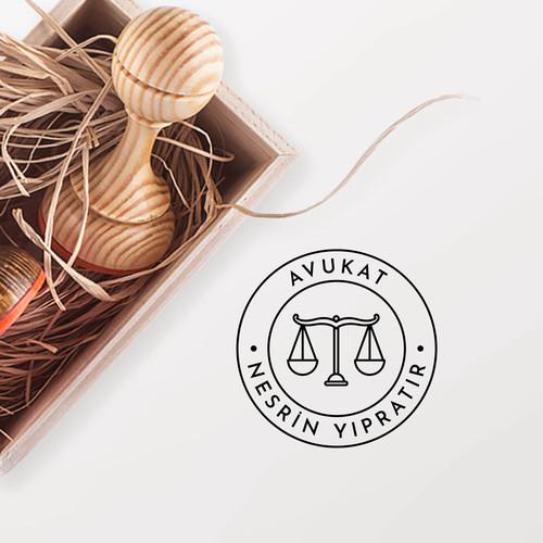- Terazili Avukat Mührü