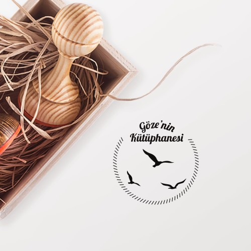 - Uçan Kuşlar Mührü (KM-0672)